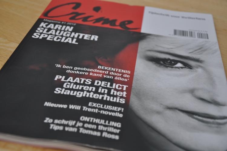 Crime magazine