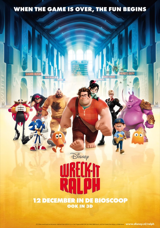Wreck It Ralph OneSheets Armageddon_WreckItRalph_Onesheets_Armag